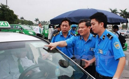 Đề nghị lùi thời hạn thu hồi giấy phép hãng taxi dưới 50 xe