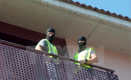 Tây Ban Nha: Bắt 5 đối tượng chiêu mộ chiến binh thánh chiến ở châu Âu