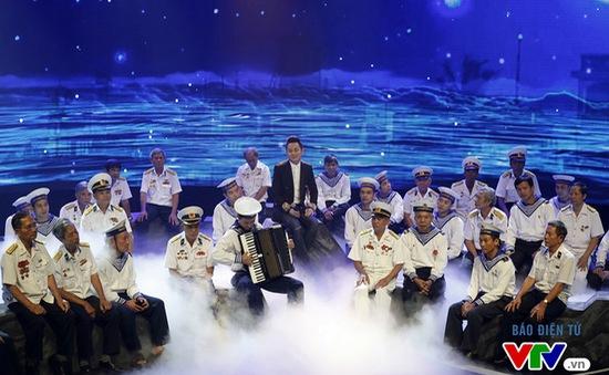 Giai điệu tự hào về chủ quyền biển đảo được đề cử ở VTV Awards 2017