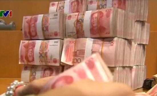 """Duy trì thanh khoản, PBoC """"bơm"""" 25 tỉ NDT vào thị trường"""
