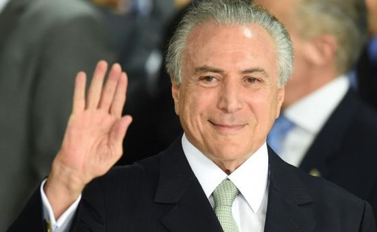 Brazil có Tổng thống mới