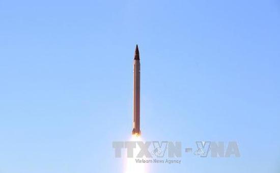 Iran tuyên bố tiếp tục thử tên lửa mới