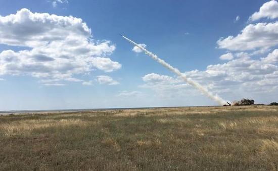 Ukraine thử nghiệm hệ thống tên lửa mới