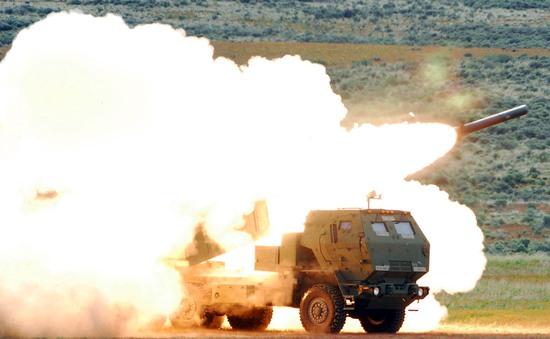 Mỹ triển khai một hệ thống phóng tên lửa đa nòng tại Thổ Nhĩ Kỳ