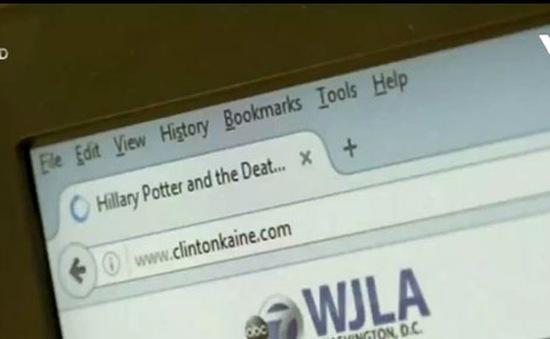 Tên miền www.ClintonKaine.com tăng hơn 11,000 lần giá trị