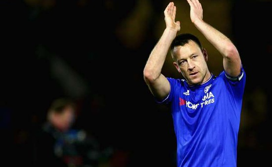 Thủ quân Terry muốn ở lại Chelsea thêm vài năm nữa