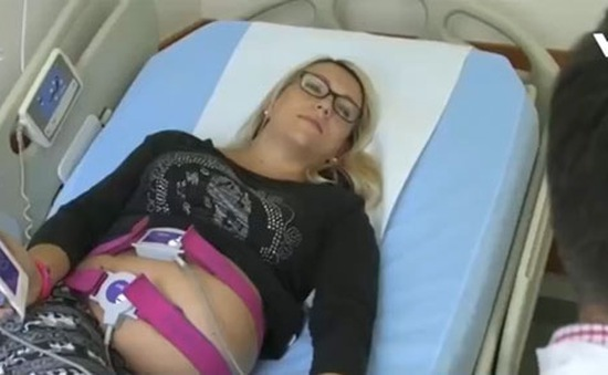 Ba Lan công bố thiết bị theo dõi sức khỏe thai nhi từ bên ngoài