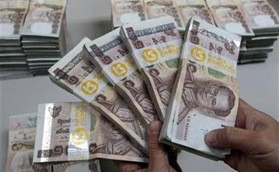 Đồng Baht tăng giá sau khi Nhà vua Thái Lan qua đời