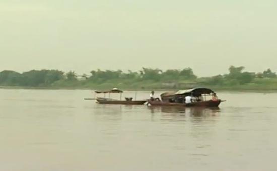 Đã tìm thấy thi thể nạn nhân vụ chìm tàu tại Thái Bình