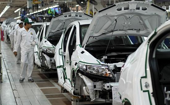 Năm 2017, ô tô dưới 9 chỗ nhập về Việt Nam giảm gần 10.000 chiếc
