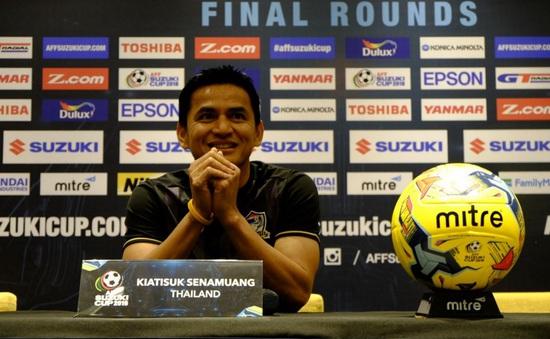 AFF Suzuki Cup 2016: Kiatisuk tự tin đánh bại ĐT Philippines