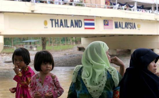Thái Lan và Malaysia cân nhắc xây tường dọc biên giới