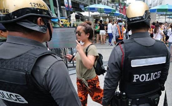 Thái Lan phát hiện nhiều thiết bị nổ chưa kích hoạt