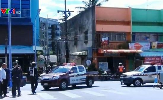 Thái Lan diễn tập chống khủng bố