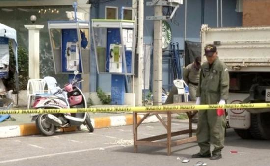 Thái Lan: Ít nhất 20 đối tượng tham gia đánh bom tại miền Nam