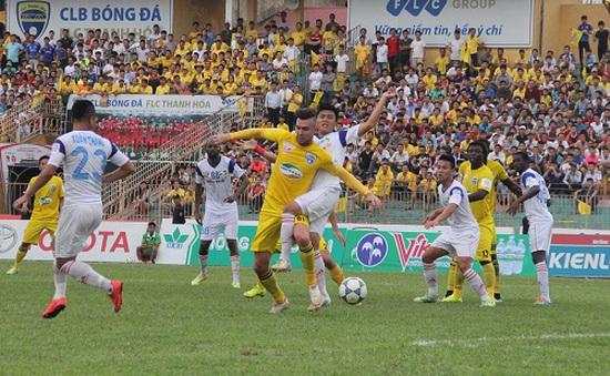 Khai mạc FLC Cup 2016: FLC Thanh Hóa thắng trận mở màn