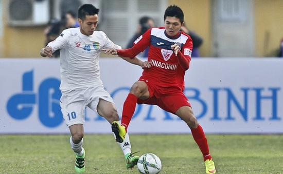 Lịch trực tiếp bóng đá V.League 2016, vòng 25: Tâm điểm Than Quảng Ninh - Hà Nội T&T