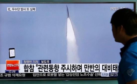 Cộng đồng quốc tế lên án vụ phóng tên lửa của Triều Tiên