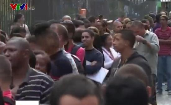 Tỷ lệ thất nghiệp tại Brazil lên mức 11,2%