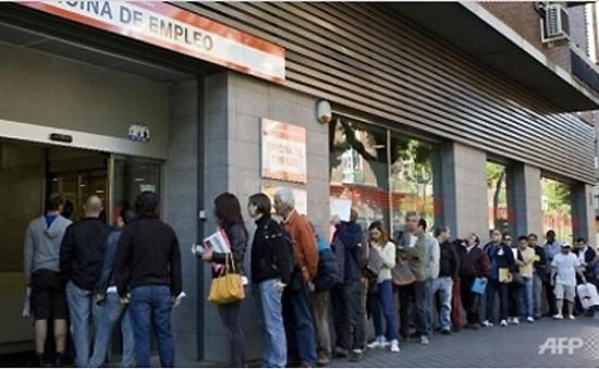 Tỷ lệ thất nghiệp tại Tây Ban Nha giảm kỷ lục