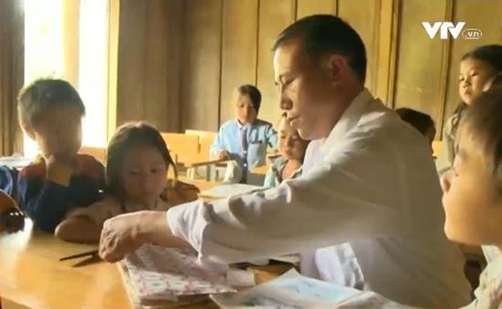 Cuộc sống của những người thầy ở  Tri Lễ, Nghệ An