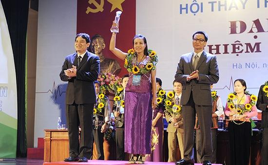 Hơn 300 đại biểu dự Đại hội Thầy thuốc trẻ Việt Nam