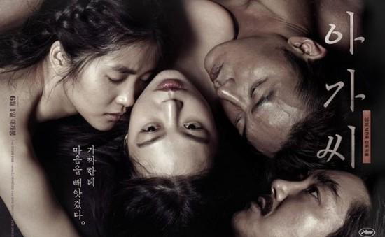 Phim điện ảnh Hàn ngập cảnh nóng táo bạo cán mốc kỷ lục lượt xem