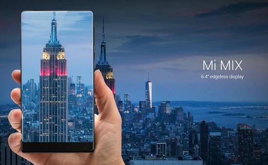"""Xiaomi Mi MIX """"cháy hàng"""" chỉ sau 10 giây mở bán"""