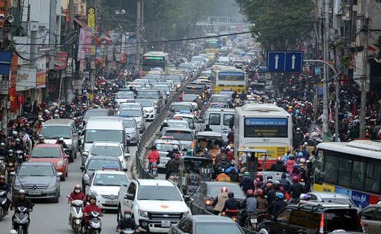 Trải nghiệm tính năng theo dõi tắc đường của Google Maps tại Hà Nội