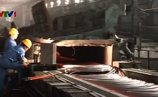 Trung Quốc đối mặt khủng hoảng thừa sản lượng thép