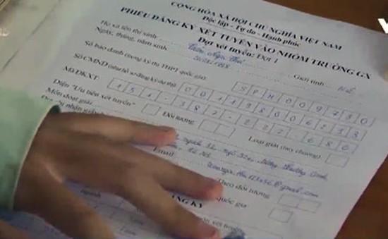 Hơn 390.000 thí sinh đăng ký xét tuyển ĐH, CĐ 2016 đợt 1