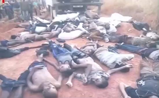 Congo phát hiện 19 thi thể trong xe tải chở người di cư