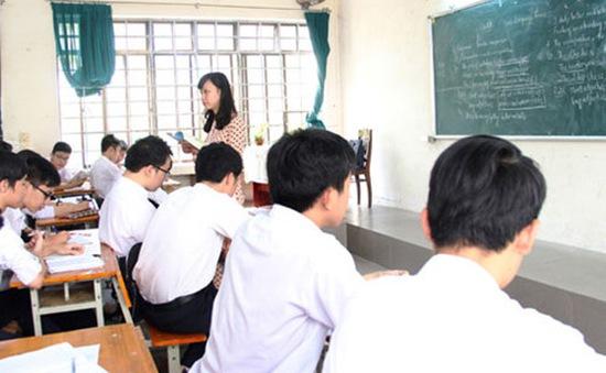 Đà Nẵng: Học sinh THPT thi trắc nghiệm từ học kỳ I năm học này