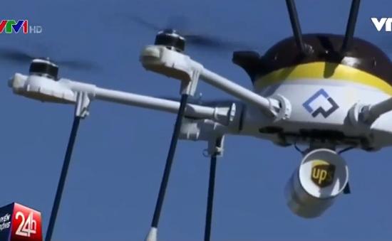 Giao hàng bằng thiết bị bay không người lái