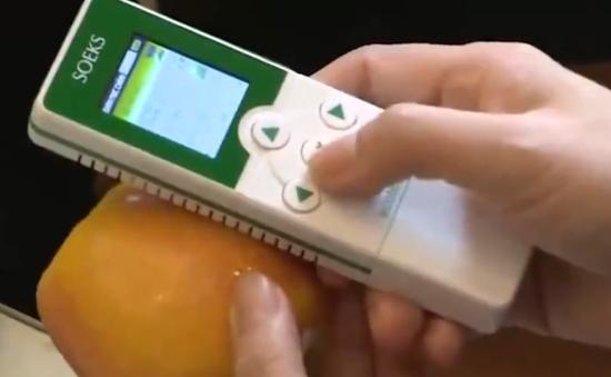Băn khoăn về thiết bị đo an toàn thực phẩm