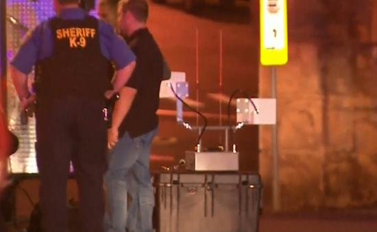 Mỹ phát hiện 5 thiết bị nổ trong gói đồ khả nghi ở New Jersey