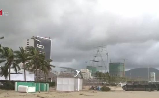 Thiệt hại ban đầu do bão số 4