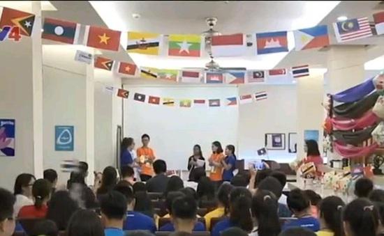 Thiếu nhi các nước ASEAN tranh biện về môi trường