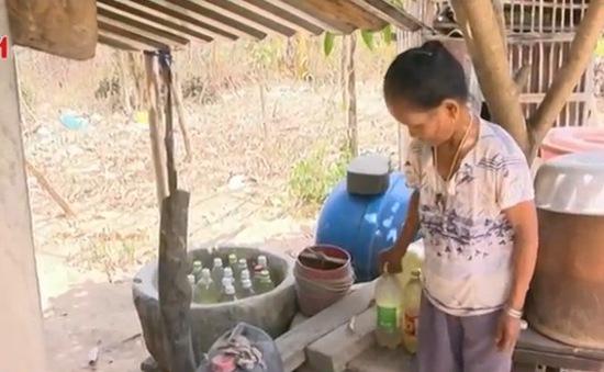 Khánh Hòa thiếu nước sinh hoạt do nắng hạn