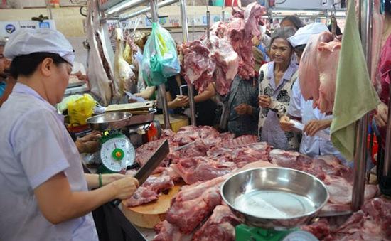 Giá thịt lợn tăng sau nỗ lực giải cứu