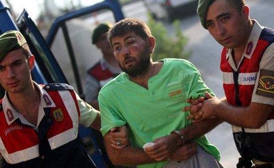 Thổ Nhĩ kỳ bắt 11 nghi phạm tấn công khách sạn của Tổng thống