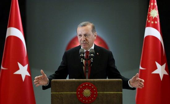 Thổ Nhĩ Kỳ dần hàn gắn quan hệ với Nga
