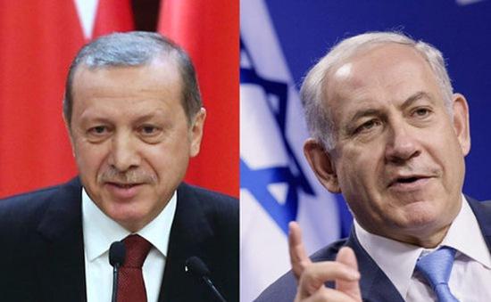 Israel, Thổ Nhĩ Kỳ bình thường hóa quan hệ