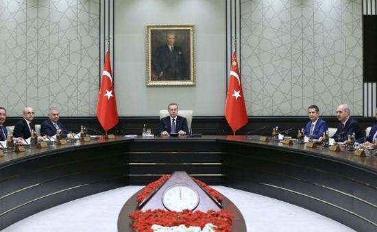 Thổ Nhĩ Kỳ sa thải thêm hàng nghìn nhân viên an ninh