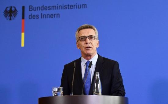 Đức đề xuất biện pháp chống khủng bố mới