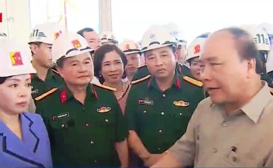Thủ tướng kiểm tra dự án cơ sở 2 Bệnh viện Bạch Mai và Việt - Đức