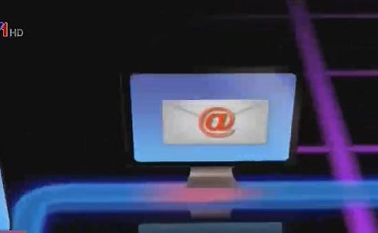 Hòm thư điện tử nội bộ chưa chắc chắn an toàn