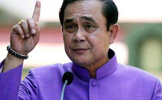 Thái Lan bác bỏ việc ban bố lệnh ân xá chính trị