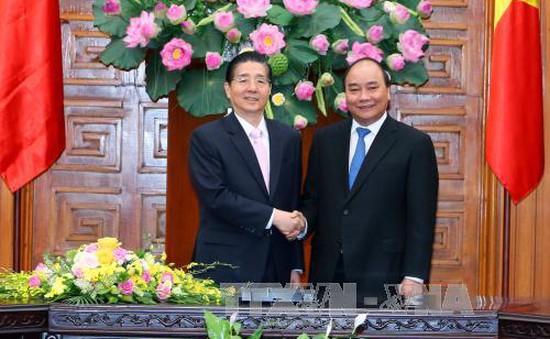 Thủ tướng tiếp Bộ trưởng Công an Trung Quốc