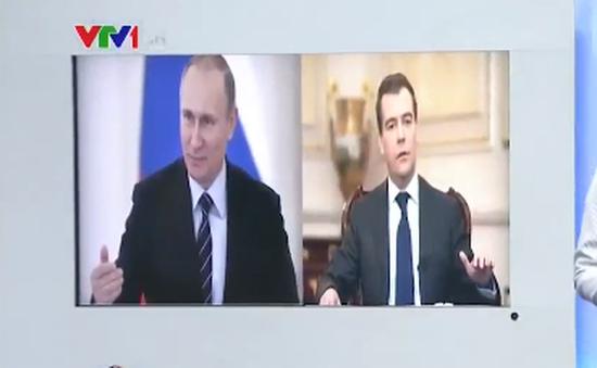 Công khai thu nhập của Tổng thống Nga Putin và các quan chức